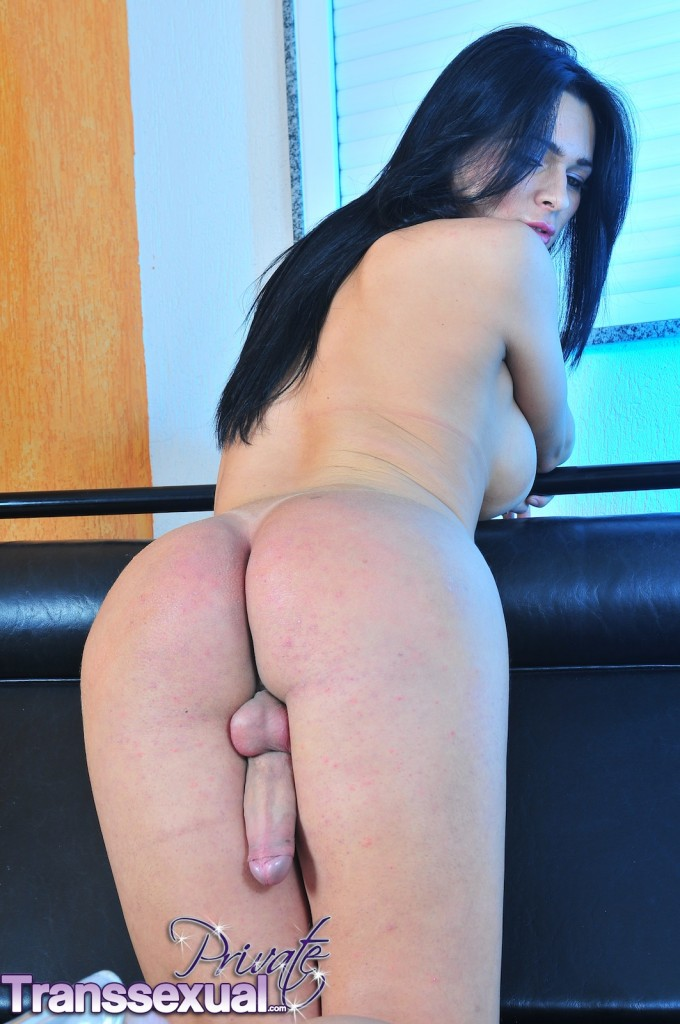 Keizy Maria Ass and Cock
